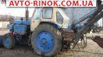 1983 Трактор ЮМЗ екскаватор