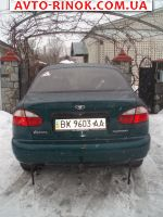 2005 Daewoo Lanos
