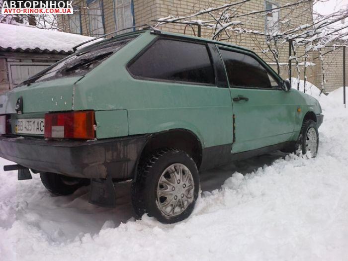 Авторынок | Продажа 1989 ВАЗ 2108