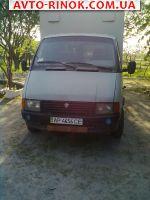 1996 Газ 33021 термобудка