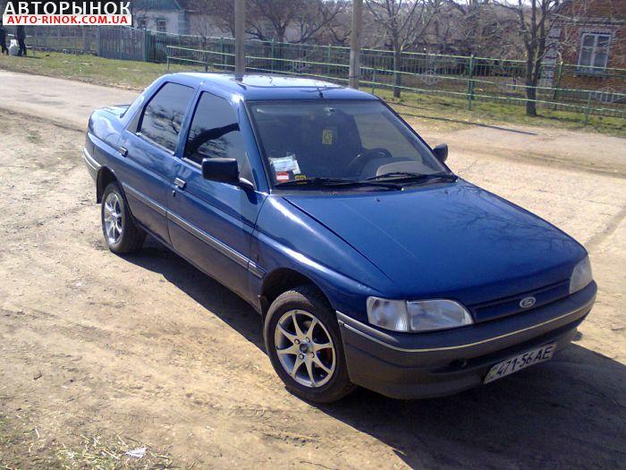 Авторынок | Продажа 1991 Ford Orion