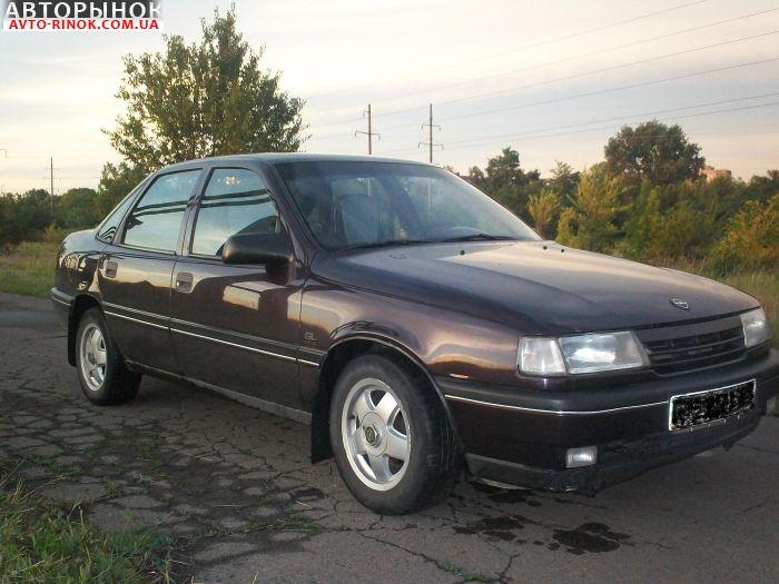 Авторынок | Продажа 1991 Opel Vectra A