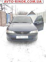 1998 Opel Vectra