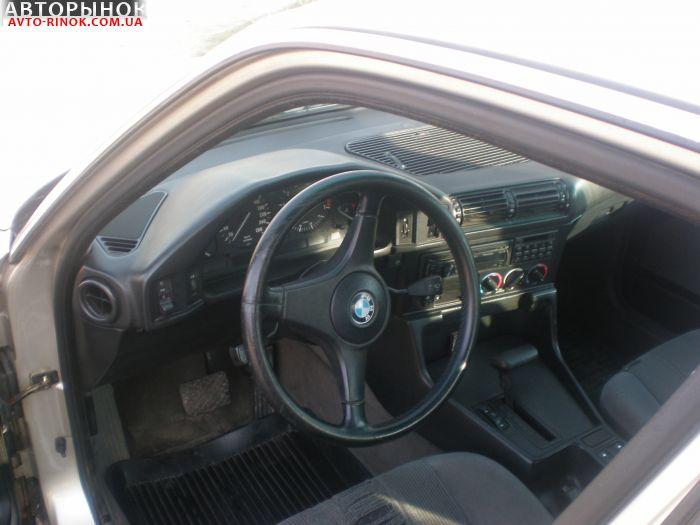 Авторынок | Продажа 1991 BMW 5 Series E34 седан