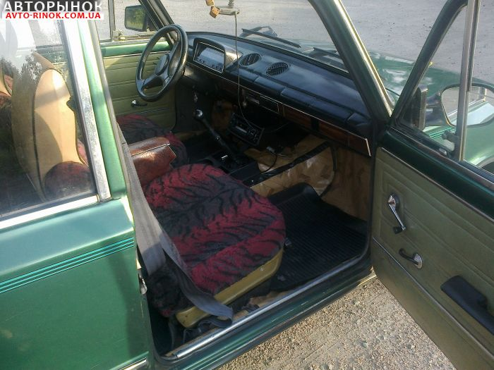 Авторынок   Продажа 1974 ВАЗ 2101