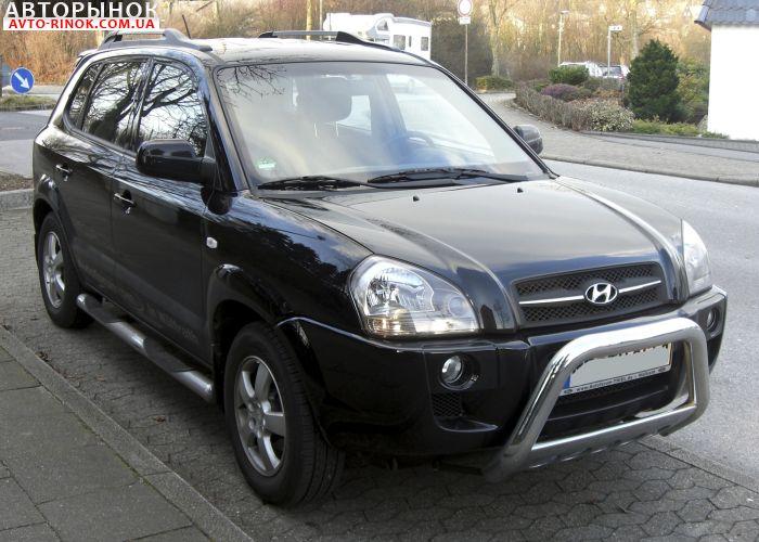 Авторынок | Продажа 2009 Hyundai Tucson