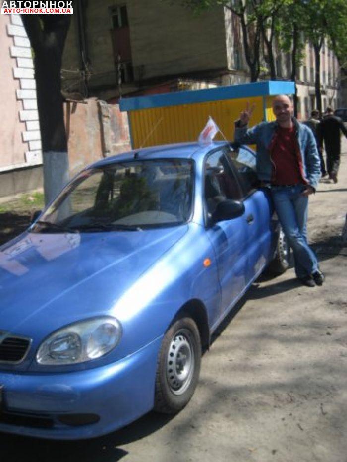 Продам Daewoo Lanos (2008 г.