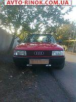 1989 Audi 80 седан