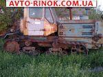 1990 Трактор Т-150К гусеничный