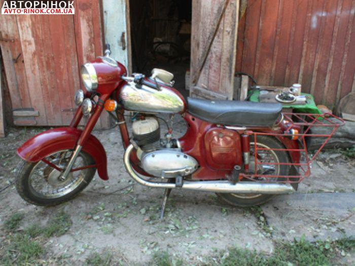 Авторынок | Продажа 1959 ЯВА 350 354