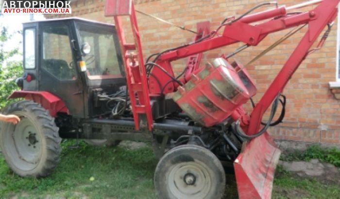 Авторынок - Продам 1988 Трактор Т-16 - Бердичев, Житомирская область