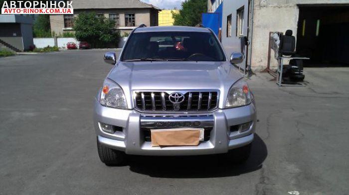 Авторынок | Продажа 2006 Toyota Land Cruiser Prado