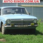 1991 ГАЗ 2410 седан