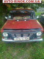 1984 ВАЗ 21011