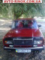 2007 ВАЗ 2107 нижектор