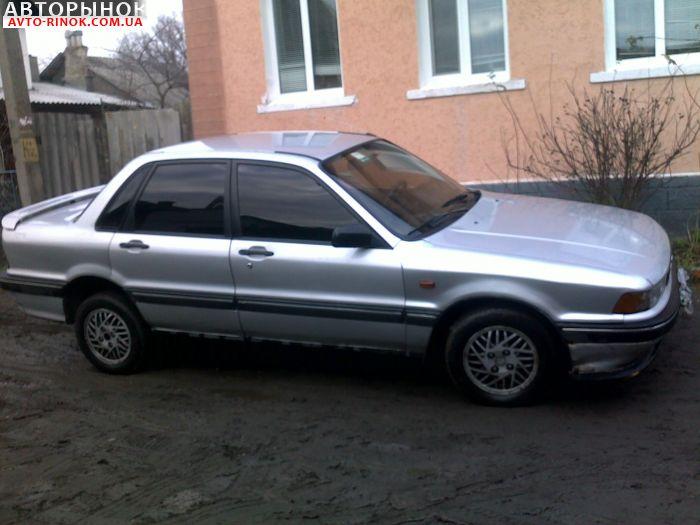 Авторынок | Продажа 1988 Mitsubishi Galant