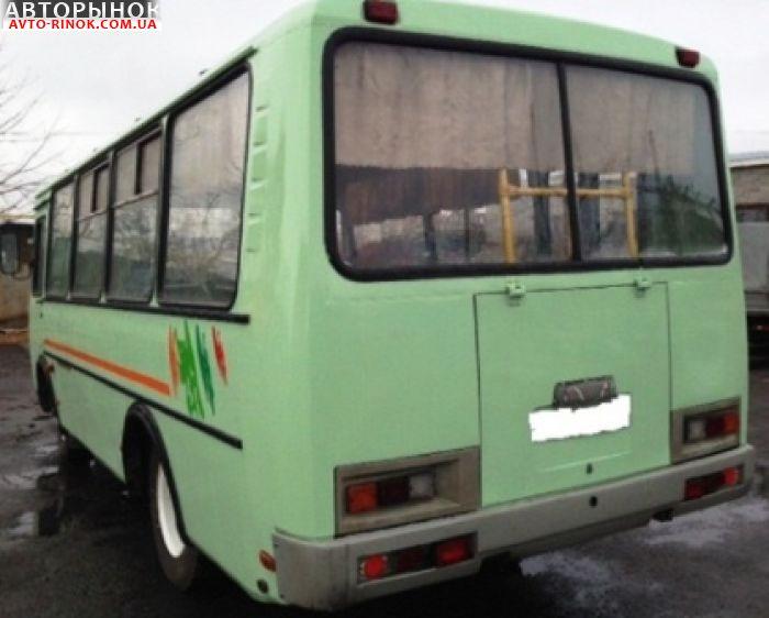 Авторынок | Продажа 2008 ПАЗ 3205