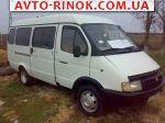 2000 Газ 32213 микроавтобус