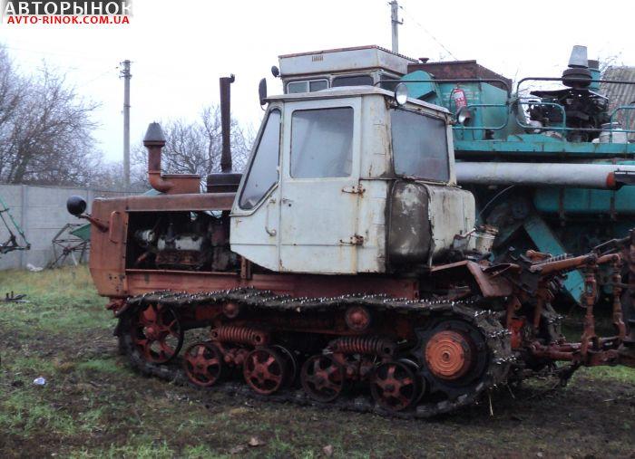 Авторынок - Продам 2006 Трактор Т-150К гусеничный - Куйбышево ...