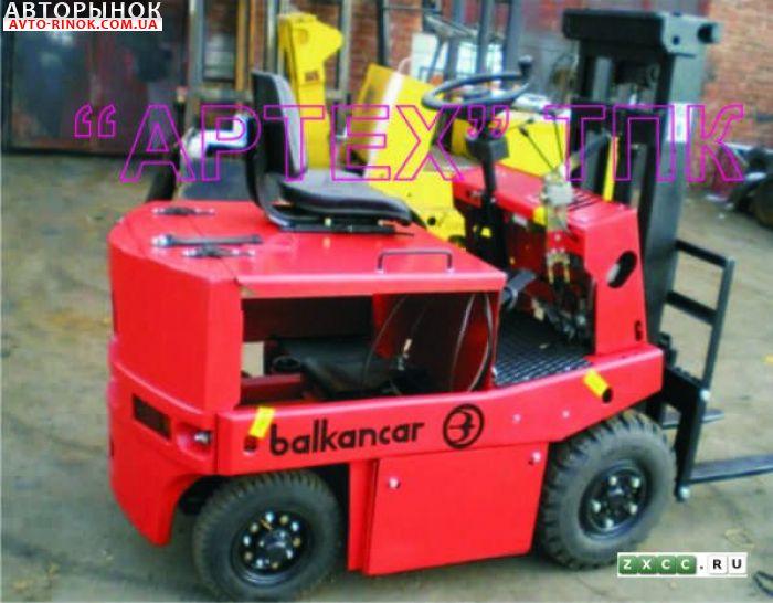 Авторынок | Продажа 2013   Погрузчик Балканкар ЕВ 687