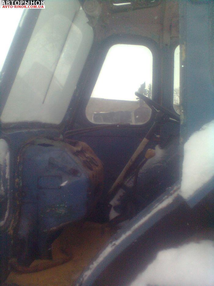 Авторынок   Продажа 1973 Трактор ЮМЗ-6