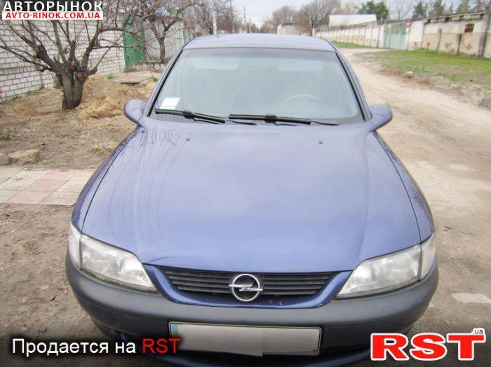 Авторынок | Продажа 1997 Opel Vectra B