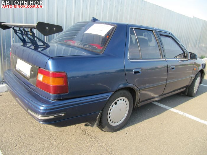 Авторынок | Продажа 1992 Hyundai Pony