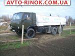 1986 КАМАЗ 53212 цистерна пищевая- водовоз