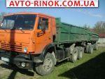 1989 КАМАЗ 55102 самосвал