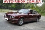 1990 BMW 5 Series E34
