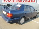 1992 Hyundai Pony