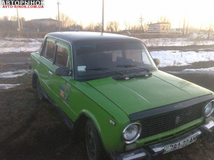 Авторынок   Продажа 1971 ВАЗ 2101