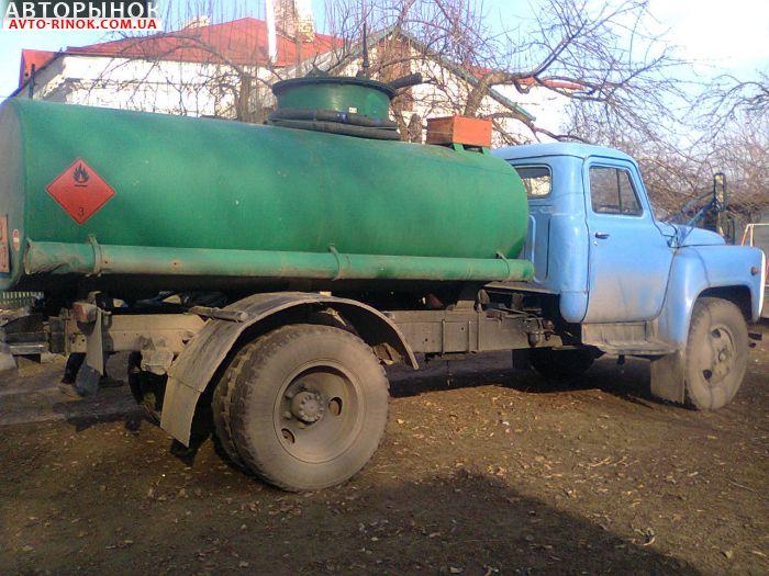 Авторынок | Продажа 1988 Газ 53 Бензовоз