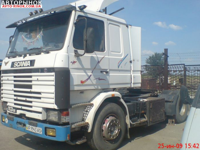 Авторынок | Продажа 1994 Scania  R 113 M
