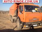 2007 КАМАЗ 65115