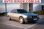 1989 BMW 5 Series E34