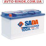 Аккумулятор 6СТ-100 Sada Standard Plus