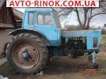 1986 Трактор МТЗ 80
