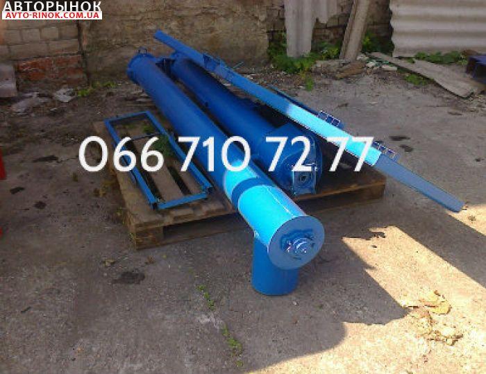 Авторынок | Продажа 2015 Газ 53 Задний борт с загрузчиком сеялок ЗС-30М