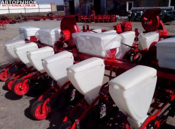 Авторынок | Продажа 2015 Трактор МТЗ Сівалка СУПН- 6 модернізована…