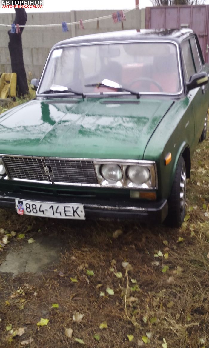 Авторынок | Продажа 1983 ВАЗ 2106 есть