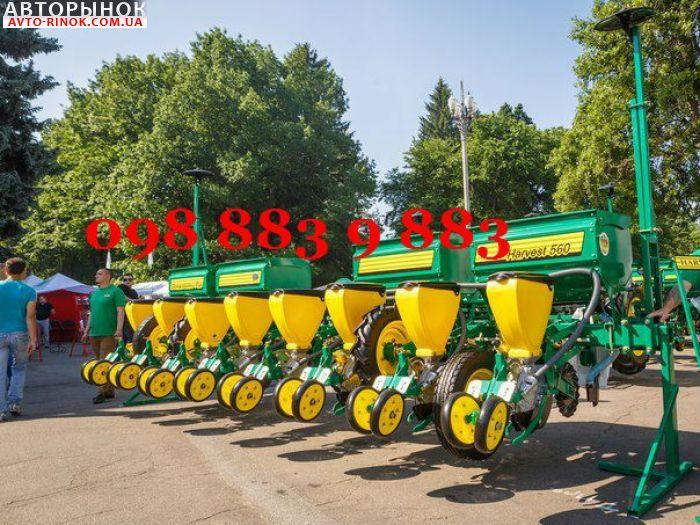 Авторынок | Продажа 2016   Сеялка Harvest 560 mini-till для пропашных культур