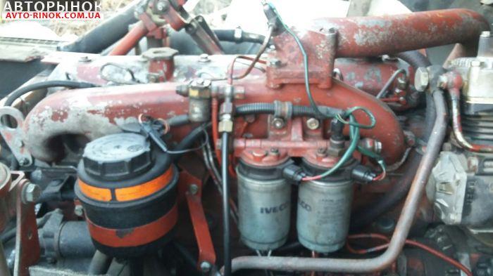 Авторынок | Продажа    Б/у Запчасти двигатель МАН (MAN) L2000 8.163 8.153