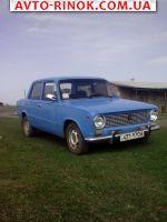 1972 ВАЗ 2101