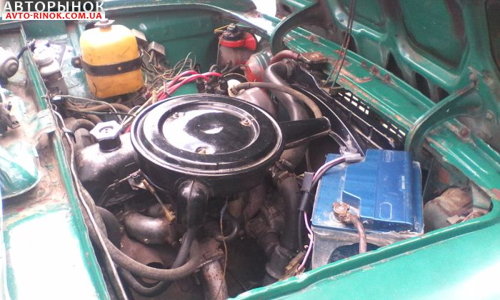 Авторынок | Продажа 1974 ВАЗ 2106