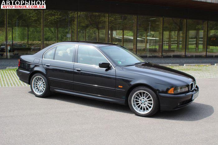 Авторынок | Продажа 2001 BMW 5 Series E39