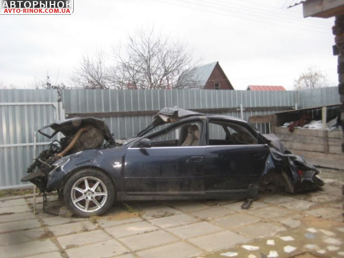 Авторынок | Продажа 2000 Audi A6