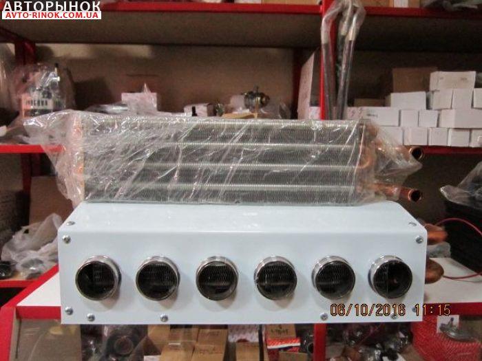 Авторынок | Продажа  Богдан A-092 Радиатор отопителя салона HYN-6000 на автобус Богд