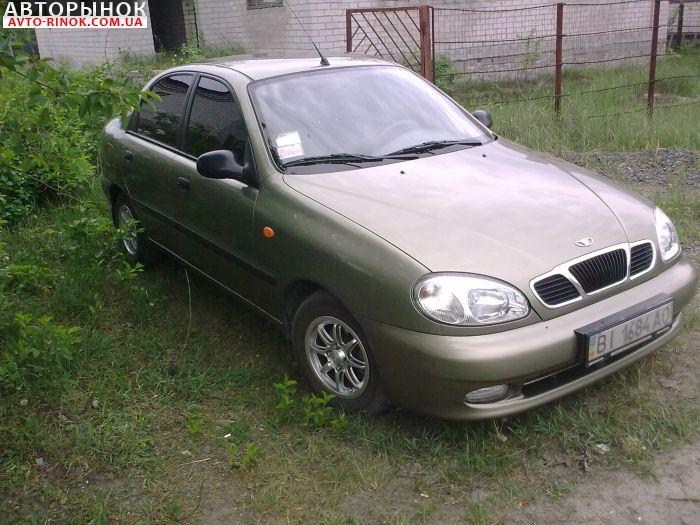 Авторынок | Продажа 2007 Daewoo Lanos