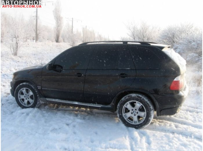 Авторынок | Продажа 2004 BMW X5 E53